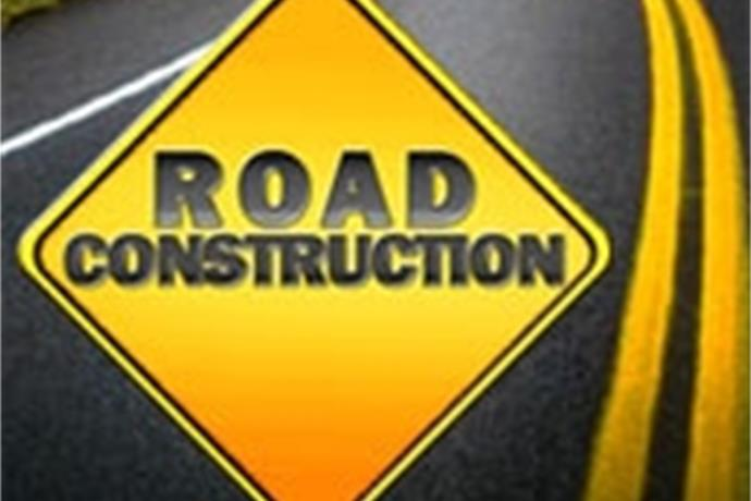 Road to Close for Construction Monday_2889262611342903497