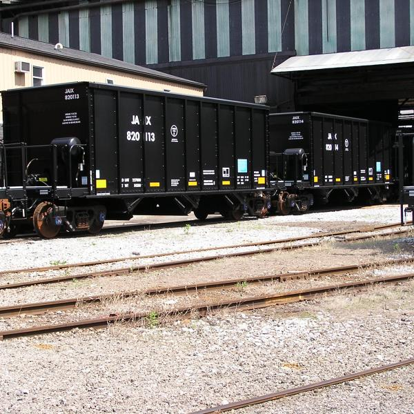 Former Freightcar America Plant