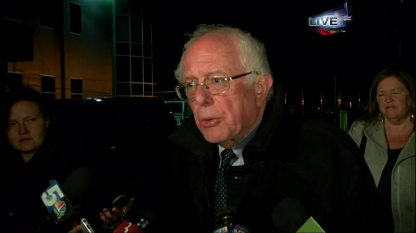 Bernie Sanders Back in Vt- after Penn State Rally_24317616-159532-60044161