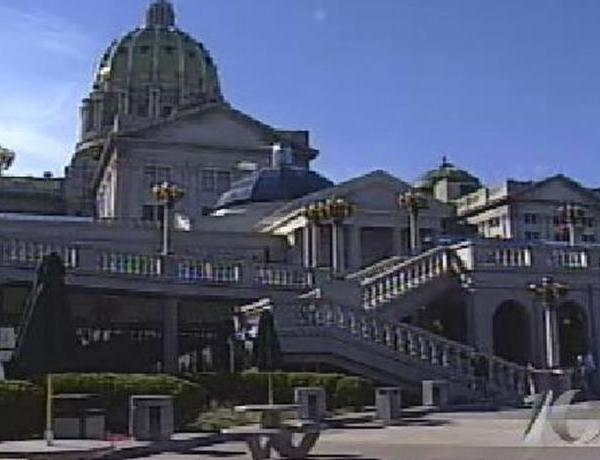 Governor Harrisburg
