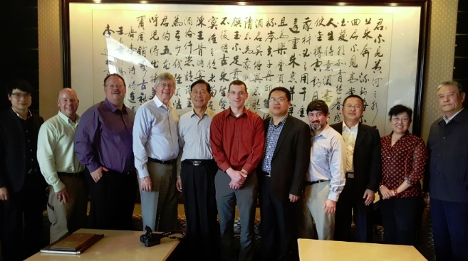 clearfield commissioners china trip 1