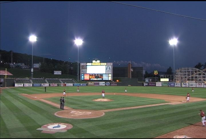Altoona Curve - Peoples Natural Gas Field