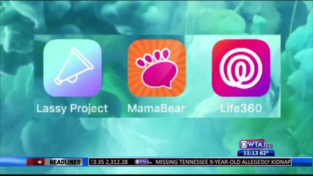 Smartphone apps help find missing kids, loved ones