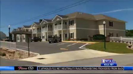 dubois nursing home apartments expansion 1