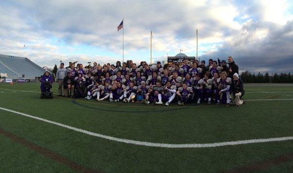 Bishop Guilfoyle State Champions
