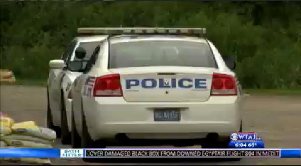 dubois agway burglary 5 sandy police cars