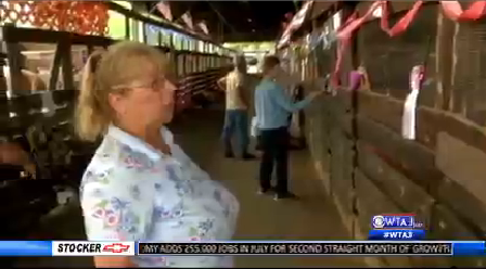 clearfield county fair horse stall concerns 0
