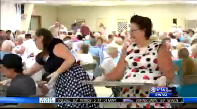 clearfield seniors lunch summer celebration 1