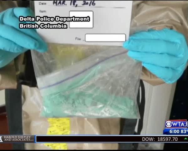 Synthetic drug W-18_07283594-159532