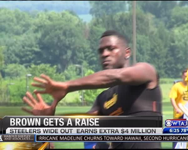 Brown gets a raise_20160901042507