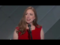 Chelsea Clinton- I-m voting for my role model_04653844-159532