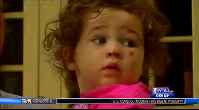 ridgway toddler hit by van update 1
