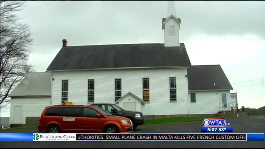 Church Ransacked During Break-In_13828784-159532