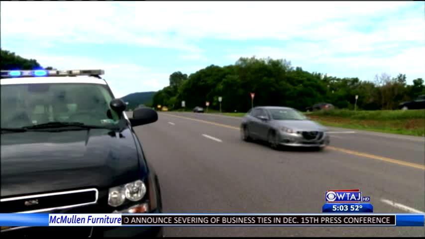 Local legislator supports two police bills