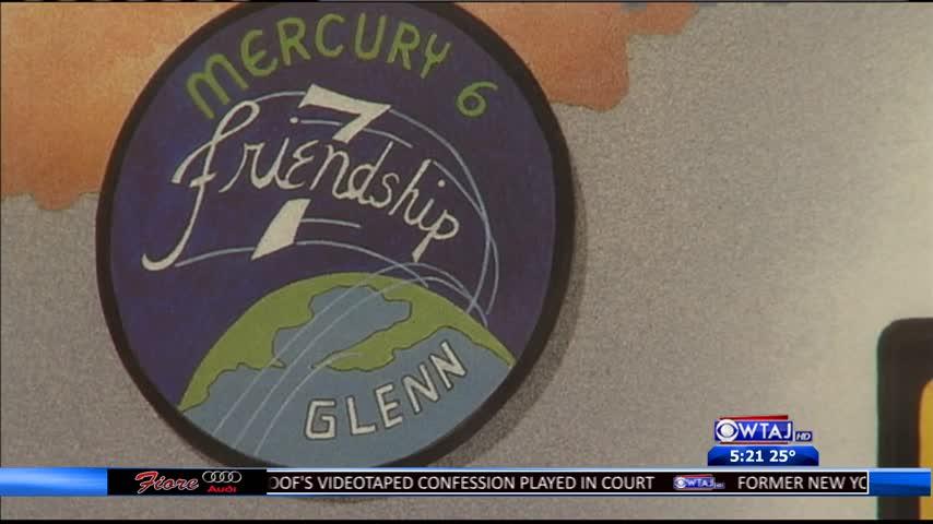Locals react to John Glenn's death