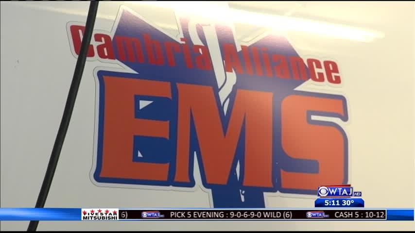 CAEMS ambulance_34049829