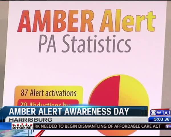 Recognizing Amber Alert Awareness Day_31188198