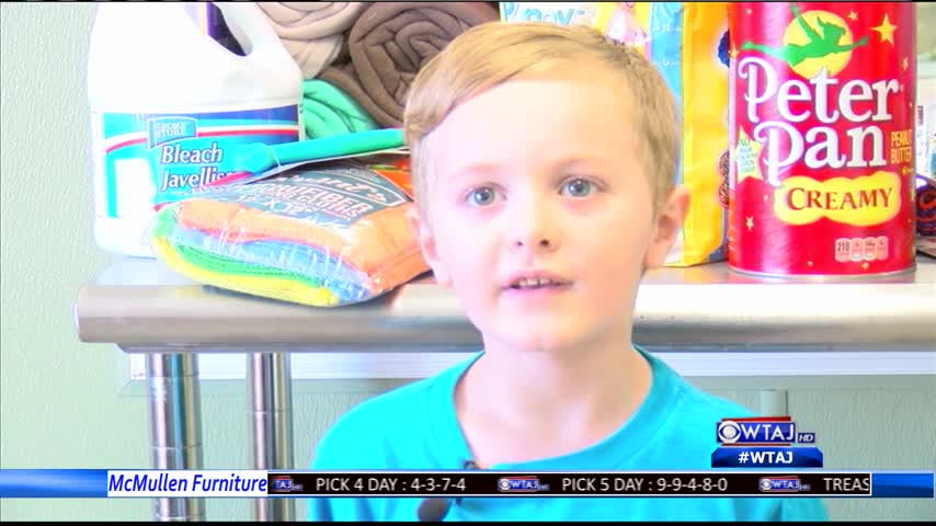 Birthday Boy gives to SPCA_88905387