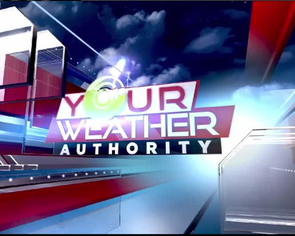Wednesday Evening Forecast 2-1-2017