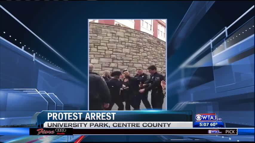 allen gates protest arrest_74049073