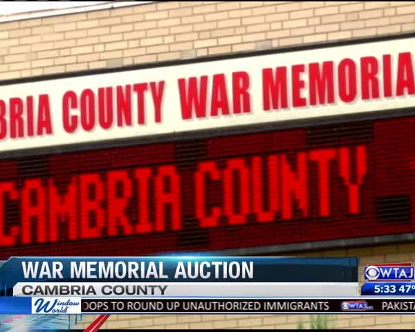 war memorial auction_83829256