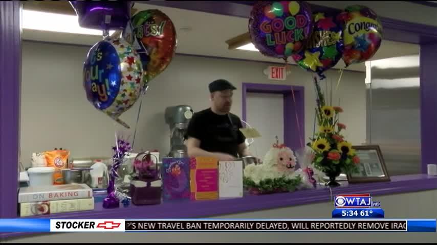 Johnstown bakery opens