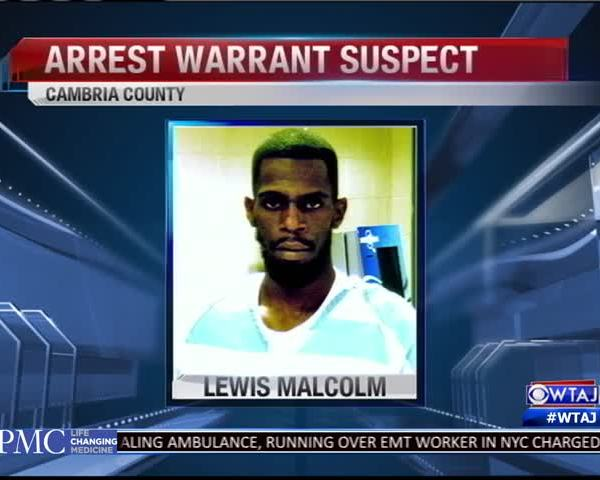 Arrest warrant issued