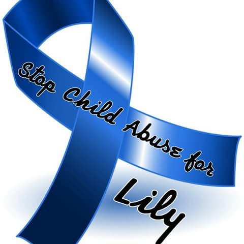 Child Abuse Lily Ribbon