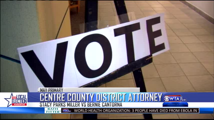 YLEH - Centre County District Attorney Race