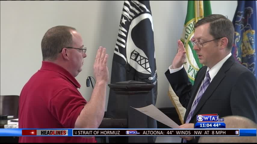 Tyrone has a new mayor
