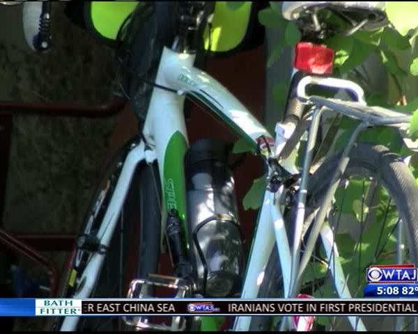 Bikers ride to D.C. for climate change