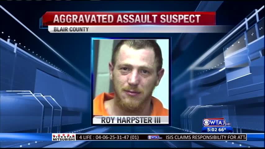 Harpster Sentenced