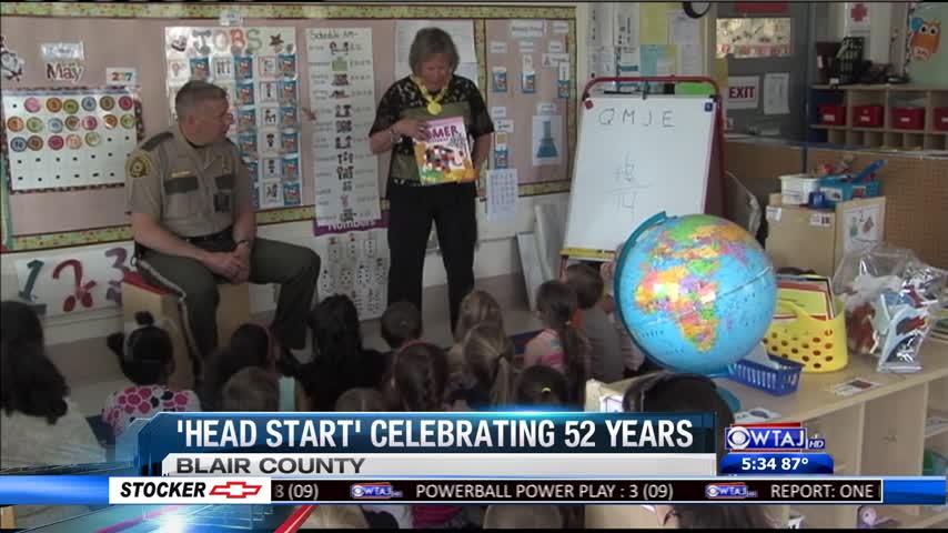 Blair County Head Start 52nd Anniversary