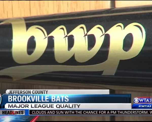 On The Road: Brookville bats
