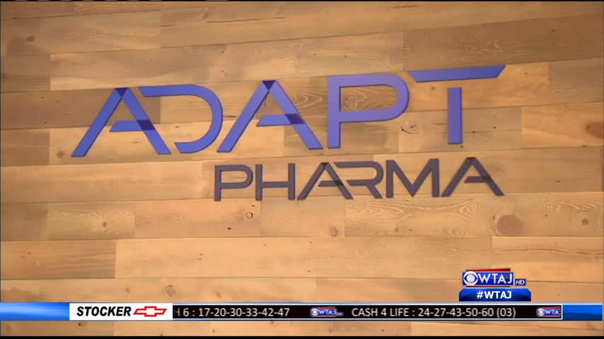 Adapt Pharma offers free Narcan