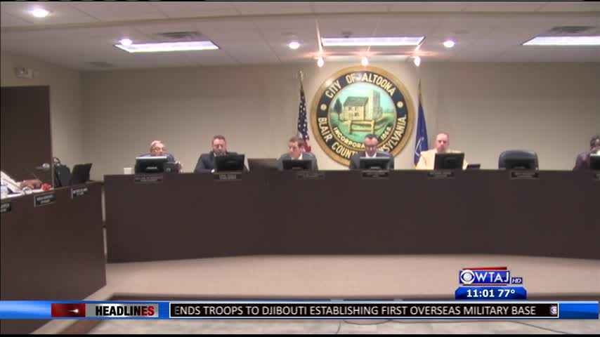 Altoona moves to exit Act 47