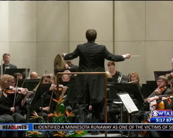 Johnstown's Symphony Top Fans