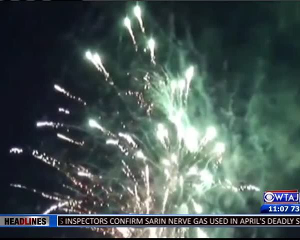 Veterans ask for courtesy when it comes to fireworks