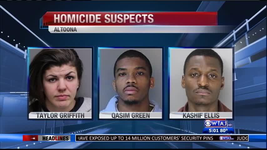 2013 murder arrests