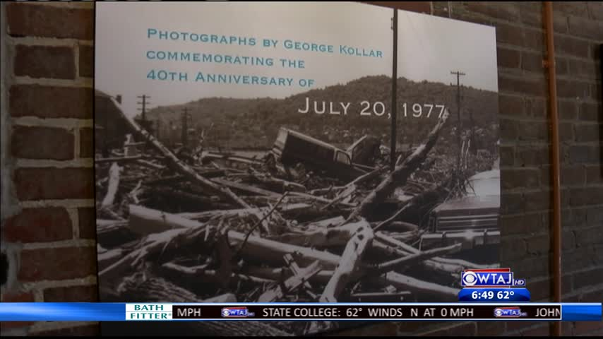 OTR: Johnstown Fllood JAHA Photos