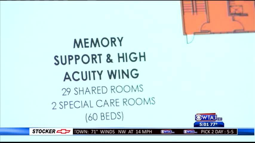 Major expansion for nursing home_10142533