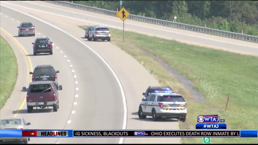 Police crack down on aggressive driving_94620678
