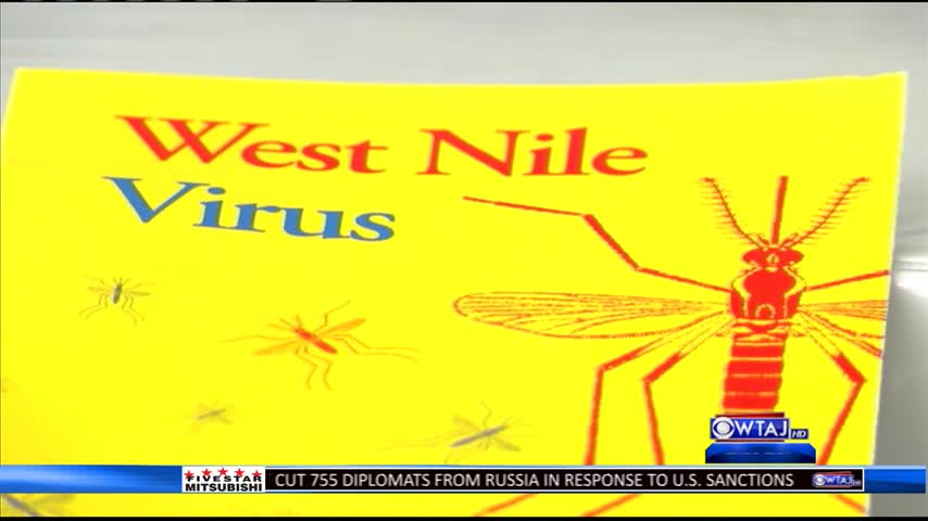 Traces of West Nile Virus in Centre County_77423176