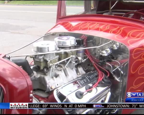 Wolfman Jack Classic Car_08402443