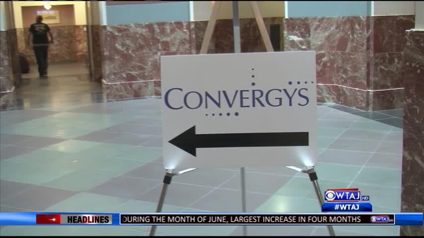 Convergys creates 250 jobs in Johnstown