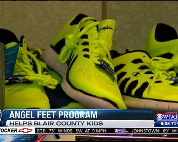 Angel Feet