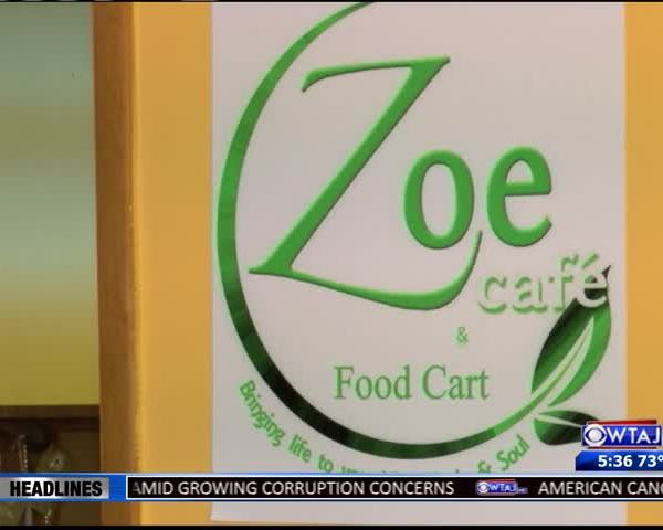 New cafe helping women in Blair County get a fresh start