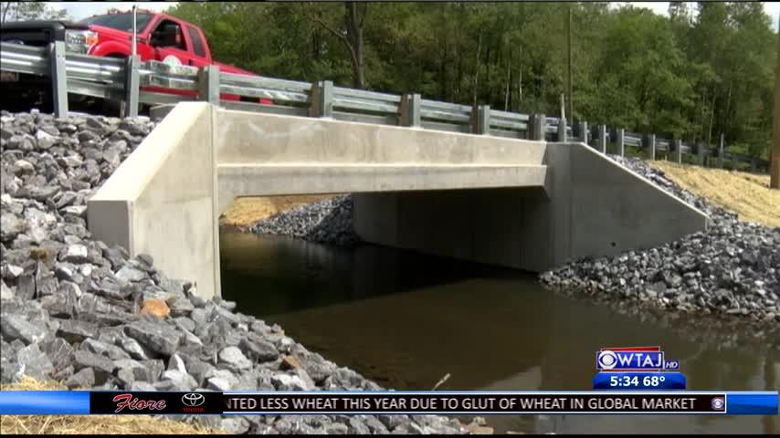 Carney Bridge Remodeled