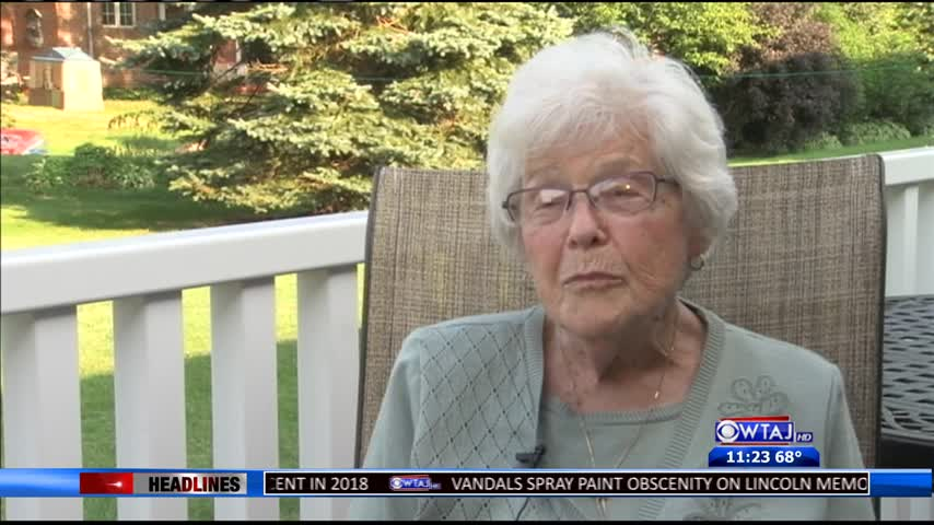 Local woman reaches the century mark