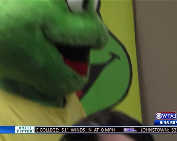 OTR Behind the Mics: Froggy 98